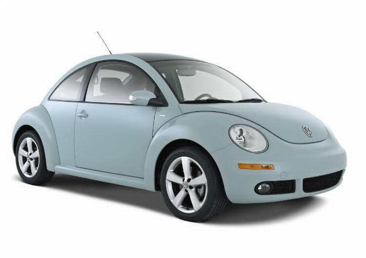 Volkswagen New Beetle Final Edition