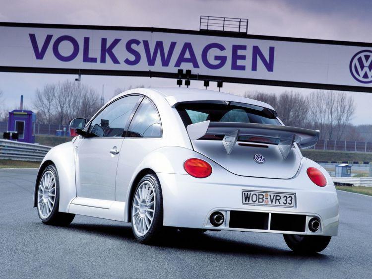 Volkswagen New Beetle Rsi 6