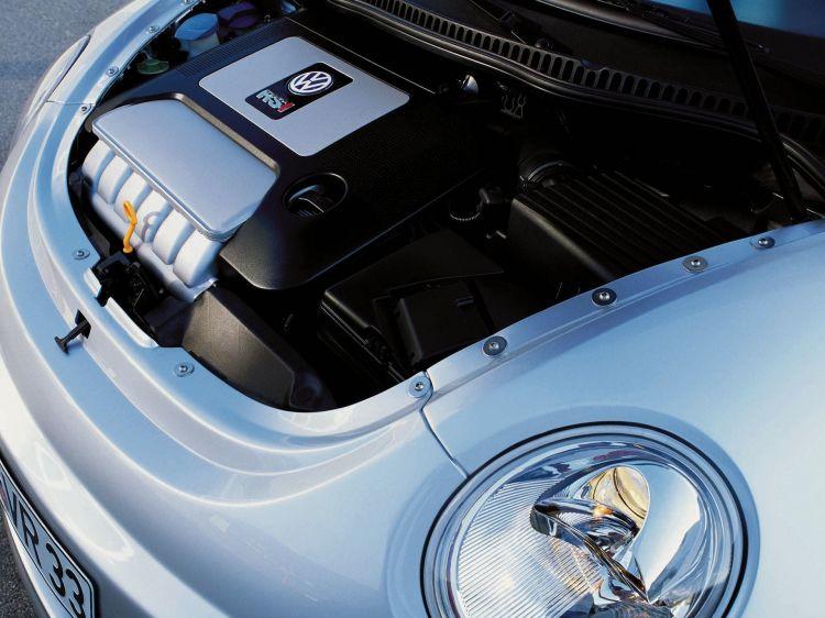 Volkswagen New Beetle Rsi 8