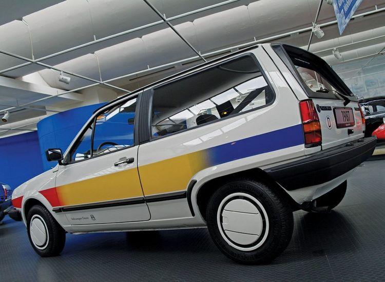 Volkswagen Oko Polo 5