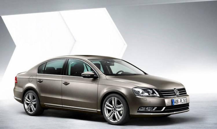 Primeros detalles del próximo Volkswagen Passat