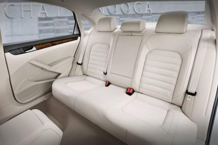 Nuevo Volkswagen Passat, sólo para Estados Unidos
