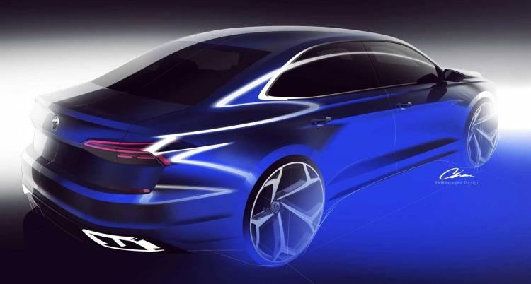 Volkswagen Passat 2019 Adelanto 01