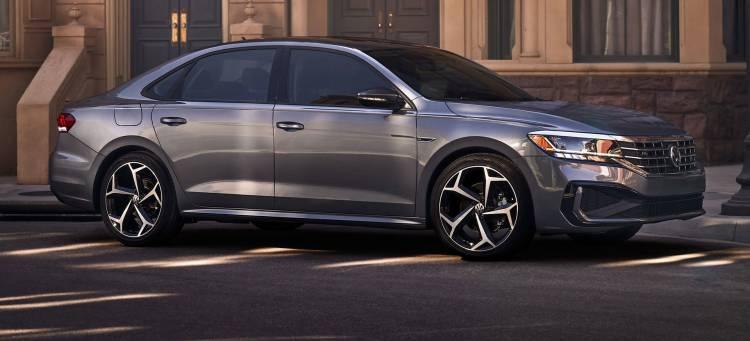 Volkswagen Passat 2019 Fronta Exterior Imagenes Filtradas 05