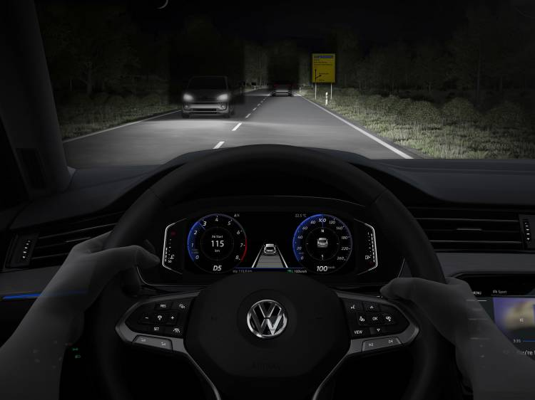 Volkswagen Passat 2019 Iq Drive 01