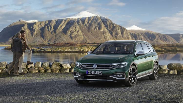 The New Volkswagen Passat Alltrack