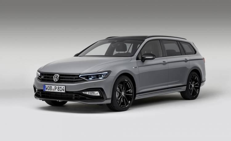 The New Volkswagen Passat Variant R Line Edition