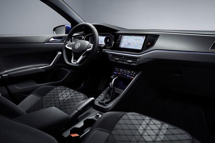 Volkswagen Polo 2021 3 R Line Interior