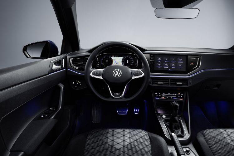 Volkswagen Polo 2021 4 R Line Interior