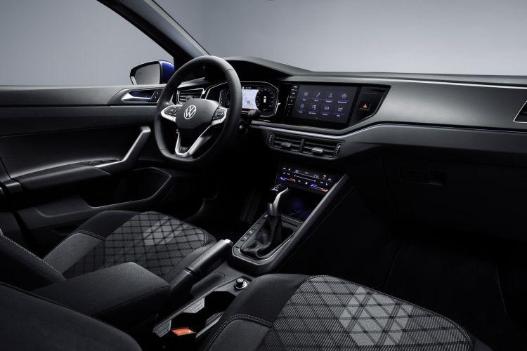 Volkswagen Polo 2021 Precios 07 Interior