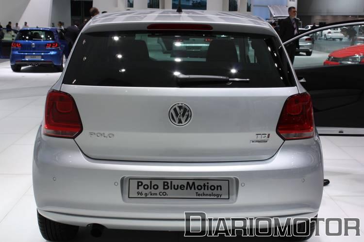 Volkswagen Polo de tres puertas en Frankfurt 2009