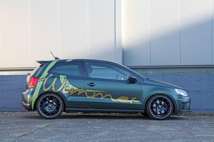 Volkswagen Polo Wrc Wimmer Dm 2