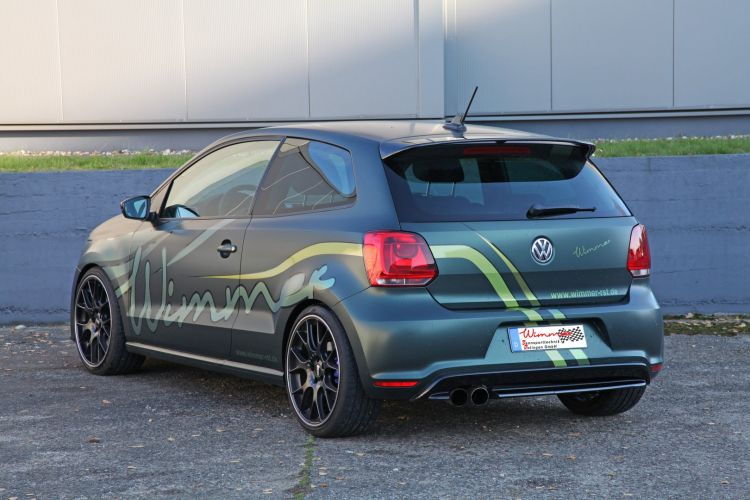 Volkswagen Polo Wrc Wimmer Dm 3