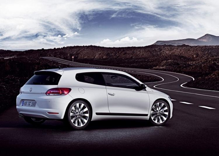 La nueva generación del Volkswagen Scirocco se espera para 2017