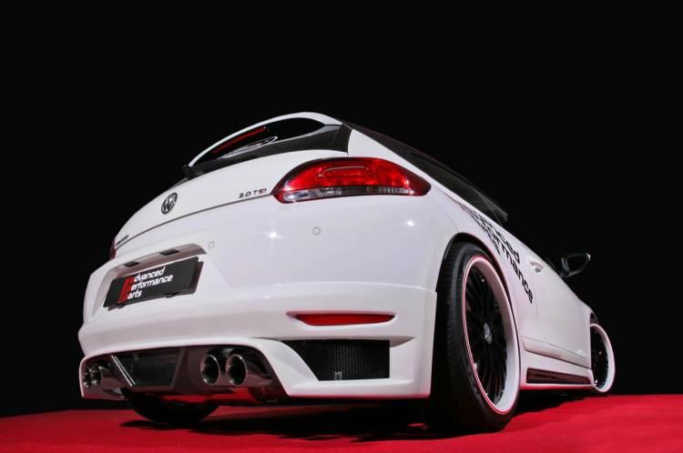 Volkswagen Scirocco APP Europe