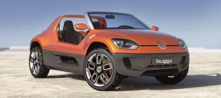 Volkswagen Buggy Up! Studie