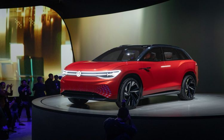 Volkswagen Auto China 2019