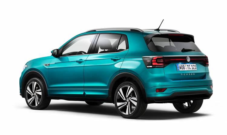 Volkswagen T Cross 2019 01