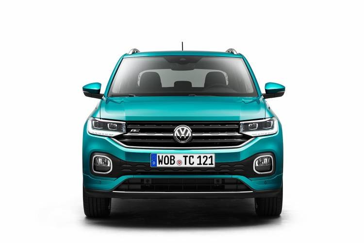 Volkswagen T Cross 2019 06