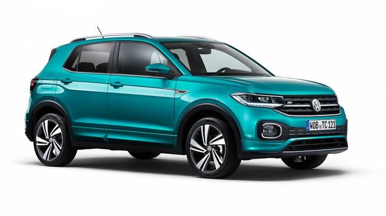 Volkswagen T Cross 2019 09