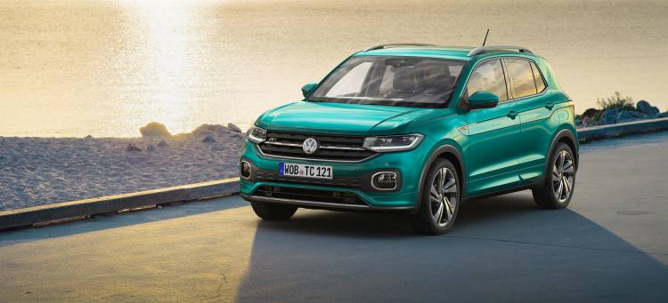 Volkswagen T Cross 22