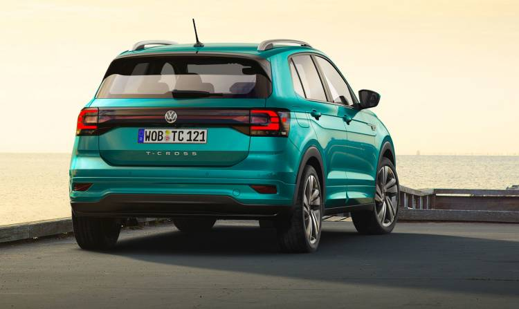 Volkswagen T Cross 24