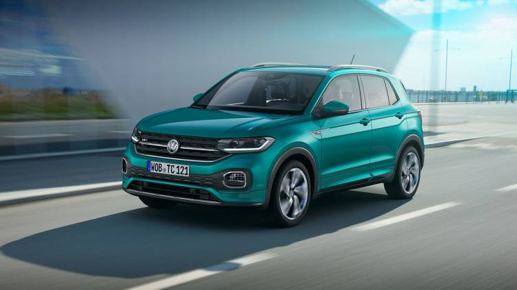 Volkswagen T Cross 37