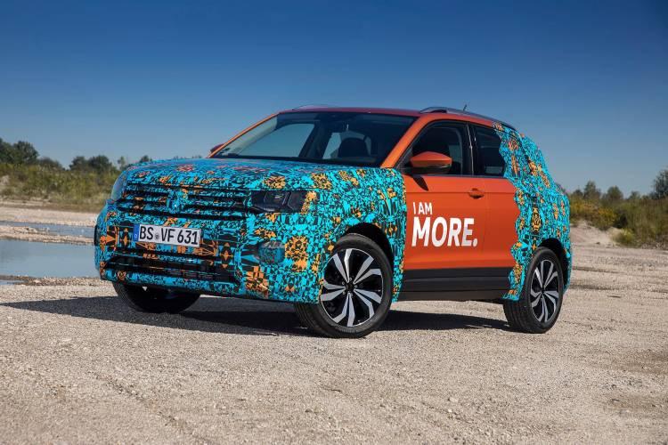 Volkswagen T Cross Adelanto 20