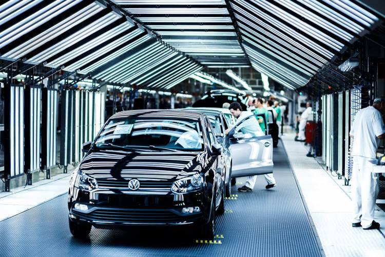 Volkswagen T Cross Polo Navarra Fabrica