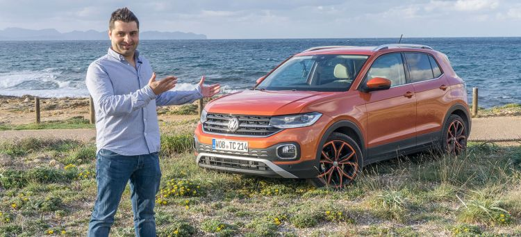 Volkswagen T Cross Prueba Video