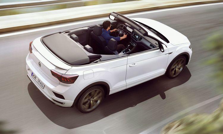 Volkswagen T Roc Cabrio 2020 Blanco 06 Descapotado