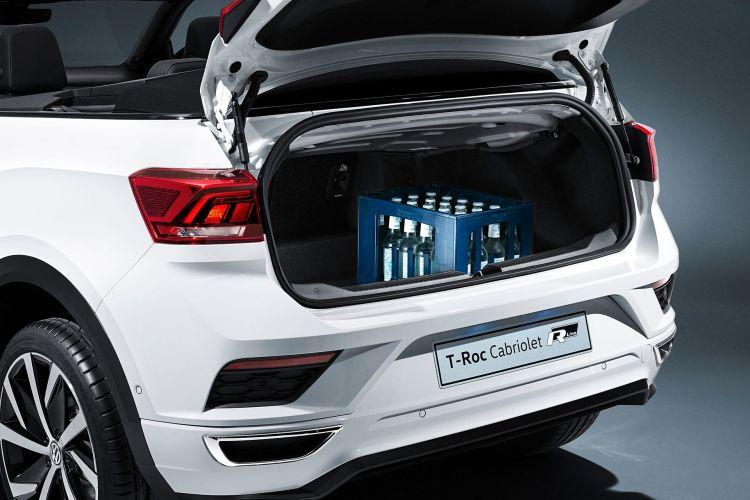 Volkswagen T Roc Cabrio 2020 Blanco 17