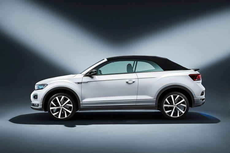 Volkswagen T Roc Cabrio 2020 Blanco 23