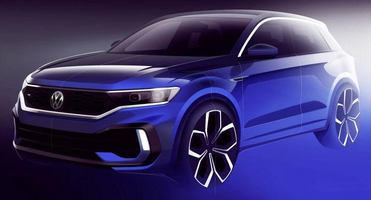 Volkswagen T Roc R Geneva Preview
