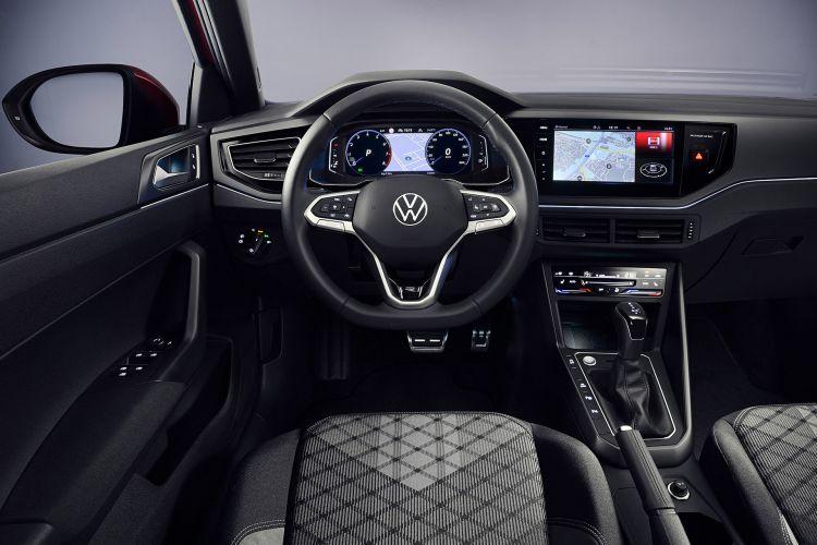 Volkswagen Taigo 2022 Interior 01