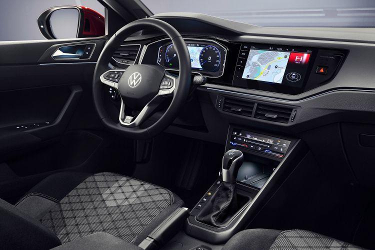Volkswagen Taigo 2022 Interior 02