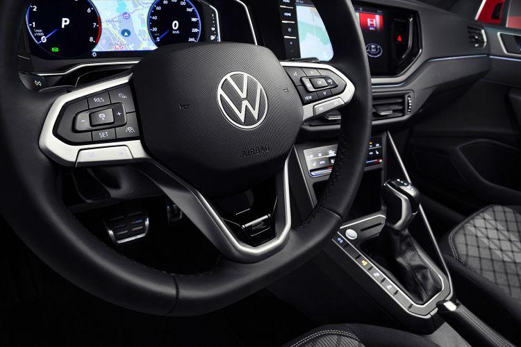 Volkswagen Taigo 2022 Interior 03 Volante