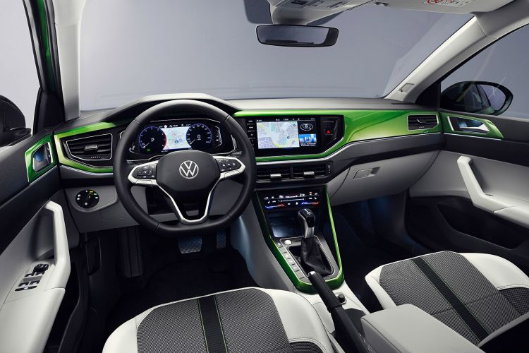 Volkswagen Taigo 2022 Interior 04