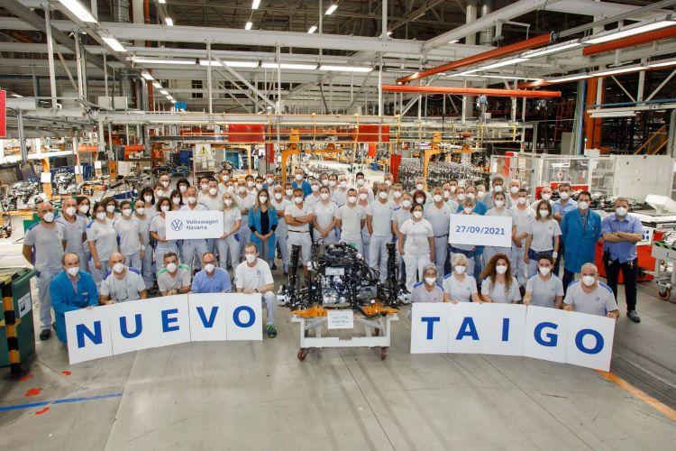 Volkswagen Taigo Inicio Produccion 4