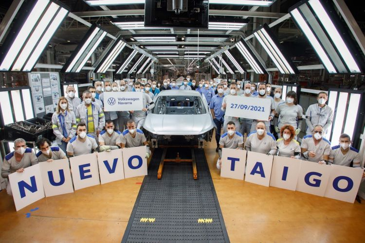 Volkswagen Taigo Inicio Produccion 5