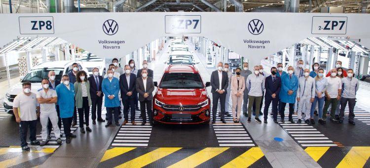 Volkswagen Taigo Inicio Produccion P