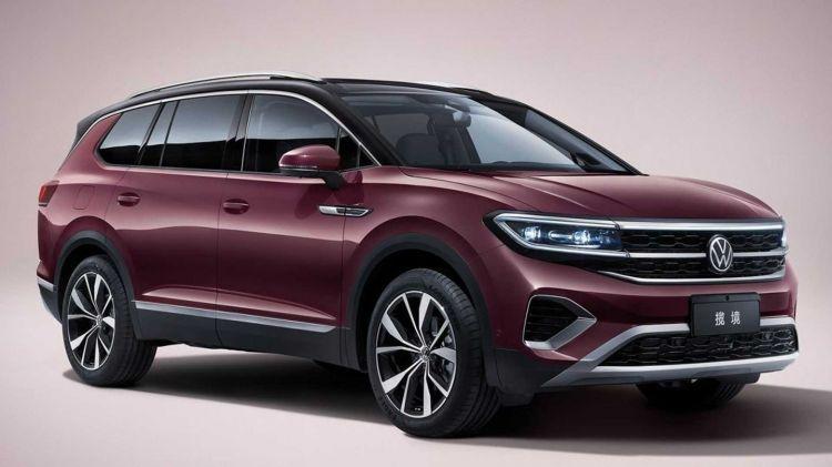Volkswagen Talagon Tsi 2021 2