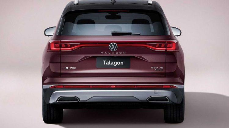 Volkswagen Talagon Tsi 2021 4