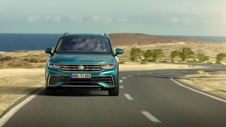 Volkswagen Tiguan 2020 14