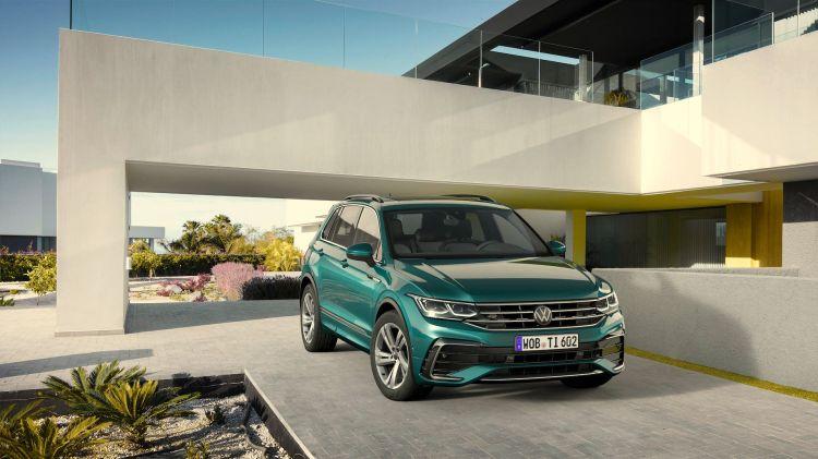 Volkswagen Tiguan 2020 4