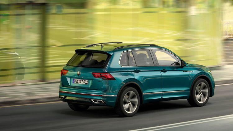 Volkswagen Tiguan 2020 9