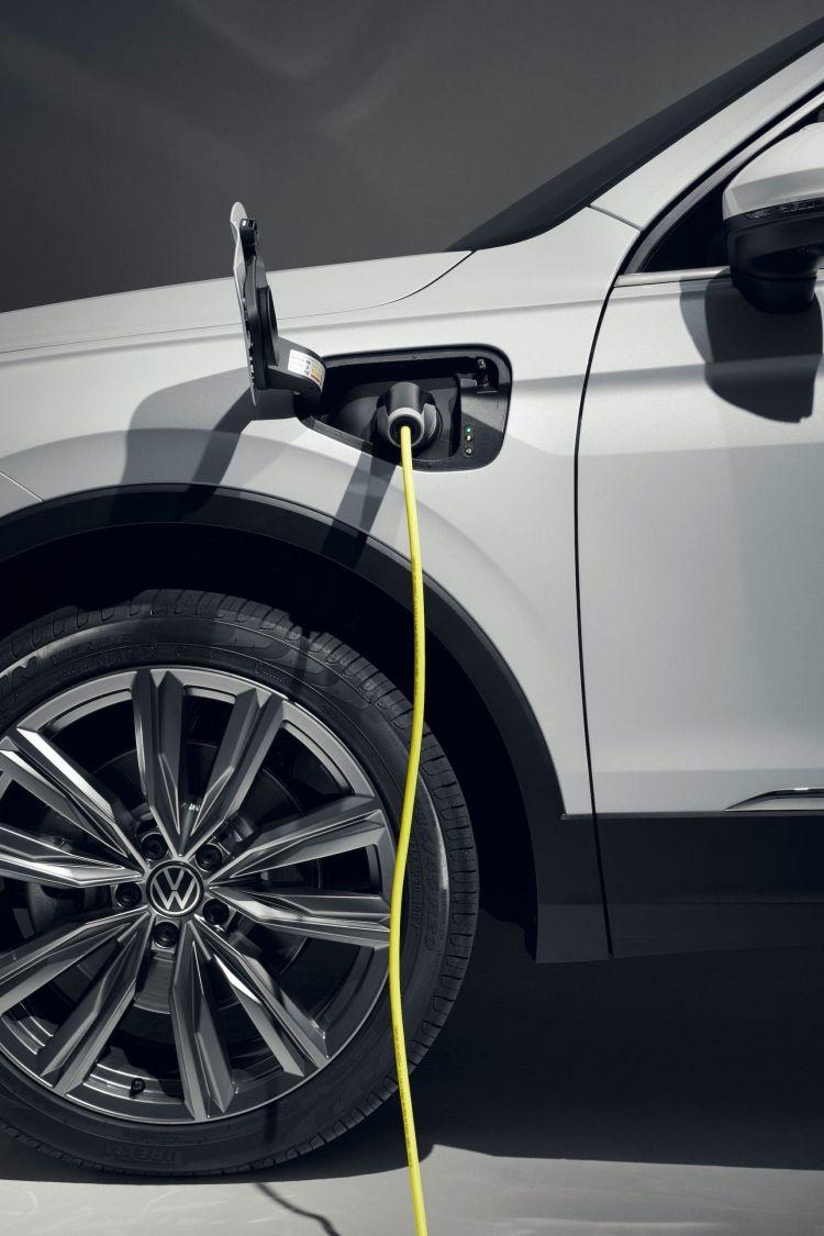 Volkswagen Tiguan Ehybrid 2020 4