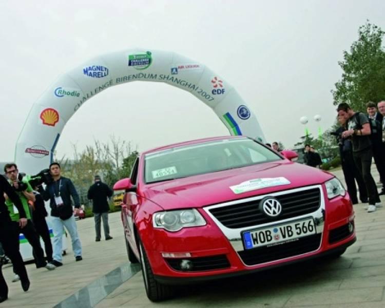 Volkswagen Passat, propulsado a gas natural en 2008
