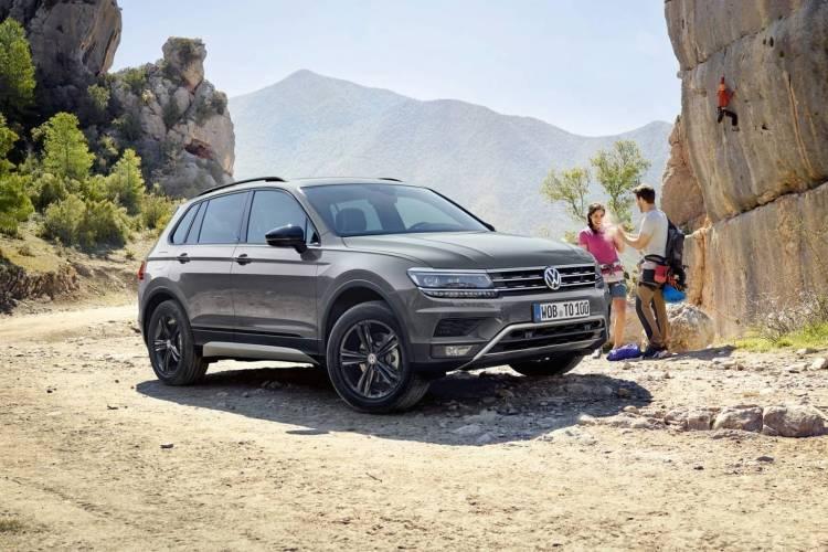 Volkswagen Tiguan Offroad 0918 004