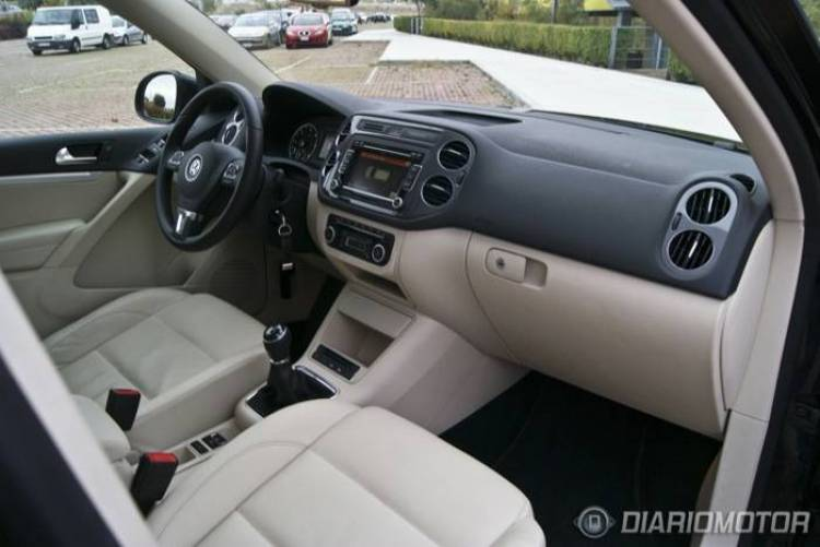 Volkswagen Tiguan Excellence 2.0 TDI 4 Motion